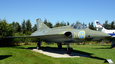 35931 - Saab S-35E Draken - Sweden - Air Force
