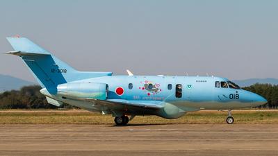 12-3018 - Raytheon U-125A - Japan - Air Self Defence Force (JASDF)