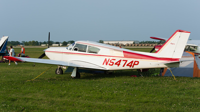 N5474P - Piper PA-24-250 Comanche - Private