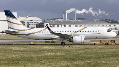 A picture of DAUAN - Airbus A320200N - Airbus - © Kurt Greul