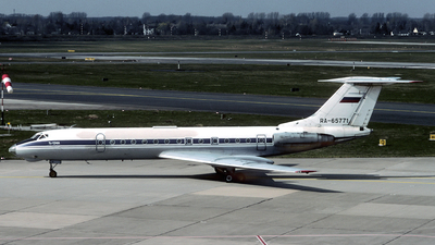 RA-65771 - Tupolev Tu-134A - Donavia