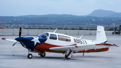 N9157Y - Mooney M20R Ovation - Private