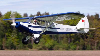 A picture of HBORW - Piper PA18180 Super Cub - [MDC1041] - © Alex
