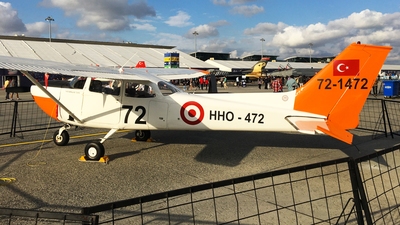 72-1472 - Cessna T-41 Mescalero - Turkey - Air Force