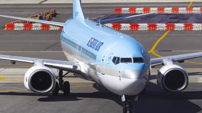 HL7705 - Boeing 737-9B5 - Korean Air