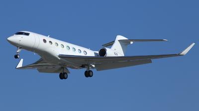N2N - Gulfstream G-V - Private