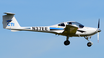 N37EE - Diamond DA-20-C1 Katana -  CTI Aircraft Leasing