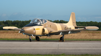 G-UVNR - British Aircraft Corporation BAC 167 Strikemaster - Private