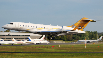 N381GX - Bombardier BD-700-1A10 Global 6000 - Private