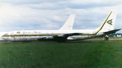 N709PC - Boeing 707-323B - Guyana Airways