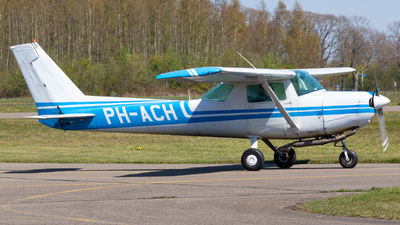 A picture of PHACH - Cessna F152 - [01838] - © Jesse Vervoort