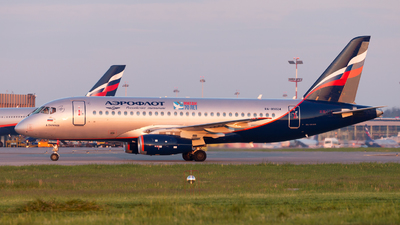 RA-89024 - Sukhoi Superjet 100-95B - Aeroflot
