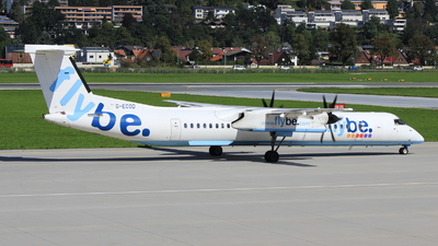 A picture of GECOD - De Havilland Canada Dash 8400 - [4206] - © Christoph Plank