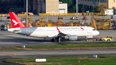 B-303M - Airbus A320-214 - Air Travel