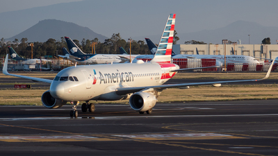 A picture of N3014R - Airbus A319115 - American Airlines - © Miguel Fiesco (MAS Aviation Press)