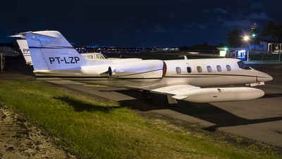 PT-LZP - Bombardier Learjet 35A - Private
