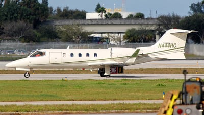 N444HC - Bombardier Learjet 31A - Private
