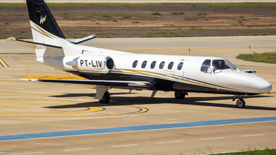 PT-LIV - Cessna 550 Citation II - Private