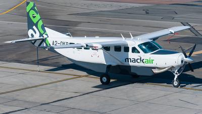 A2-OKB - Cessna 208B Grand Caravan - Mackay Tiger Moth Museum