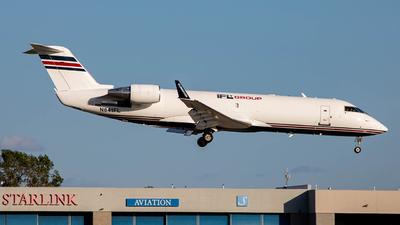 N841FL - Bombardier CRJ-200SF - IFL Group