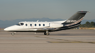 OK-RAH - Raytheon Hawker 400XP - Time Air