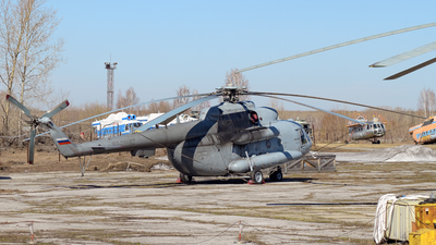 RF-28967 - Mil Mi-8AMT Hip - Russia - Ministry of Interior