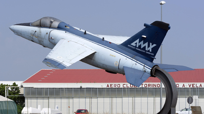 MMX595 - Alenia/Aermacchi/Embraer AMX - Italy - Air Force