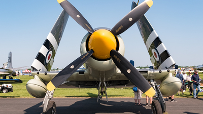 NX15S - Hawker Sea Fury FB.11 - Commemorative Air Force