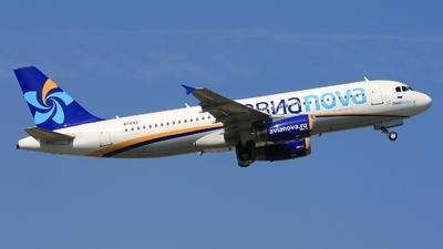 EI-EEL - Airbus A320-232 - Avianova