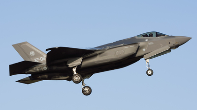 MM7359 - Lockheed Martin F-35A Lightning II - Italy - Air Force