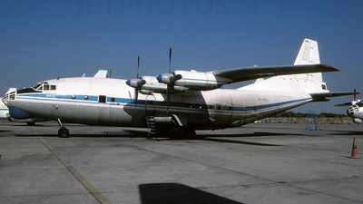 3C-AAL - Antonov An-12BK - Trans Avia Export Cargo Airlines
