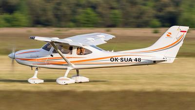 OK-SUA48 - TL Ultralight TL-3000 Sirius - Private