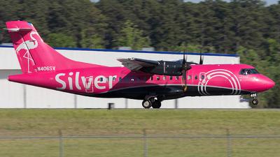 N406SV - ATR 42-600 - Silver Airways