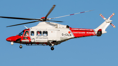G-CILN - Agusta-Westland AW-139 - Bristow Helicopters