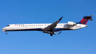 N810SK - Bombardier CRJ-900LR - Delta Connection (SkyWest Airlines)
