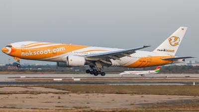 HS-XBD - Boeing 777-212(ER) - NokScoot