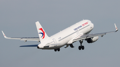 B-1863 - Airbus A320-232 - China Eastern Airlines