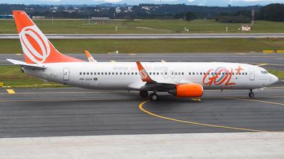 PR-GGA - Boeing 737-8EH - GOL Linhas Aéreas