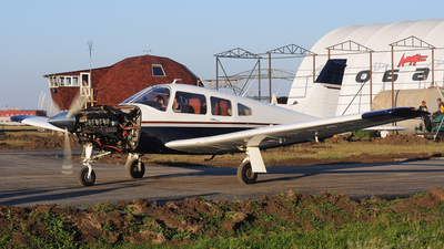 I-MADS - Piper PA-28R-201T Turbo Cherokee Arrow III - Private