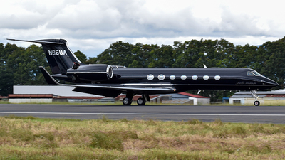 N96UA - Gulfstream G550 - Private