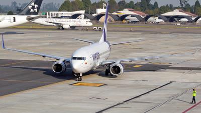 HP-1378CMP - Boeing 737-7V3 - Wingo