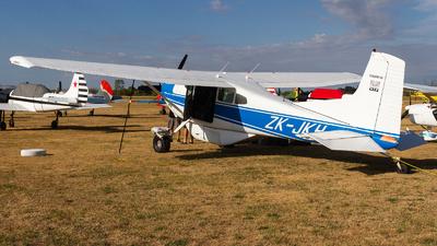 ZK-JKH - Cessna A185F Skywagon - Private