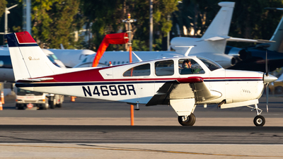 N4698R - Beechcraft E33A Bonanza - Private