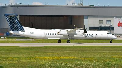 C-FLQY - Bombardier Dash 8-Q402 - Porter Airlines