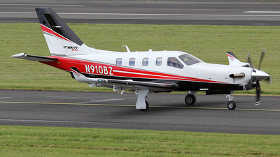 N910BZ - Socata TBM-910 - Private