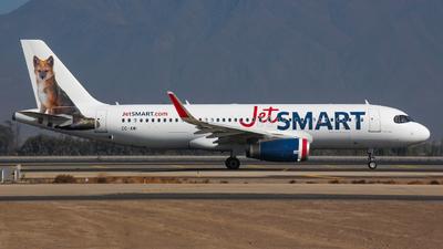 CC-AWI - Airbus A320-232 - JetSmart