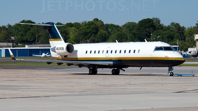 N529DB - Bombardier CL-600-2B19 Challenger 800 - Private