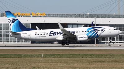 SU-GEG - Boeing 737-866 - EgyptAir
