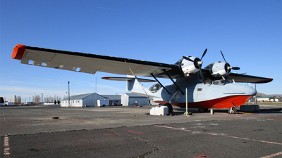 N9505C - Consolidated PBY-5A Catalina - Private