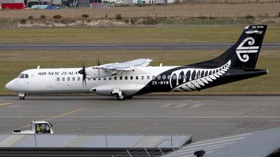 ZK-MVW - ATR 72-212A(600) - Air New Zealand
